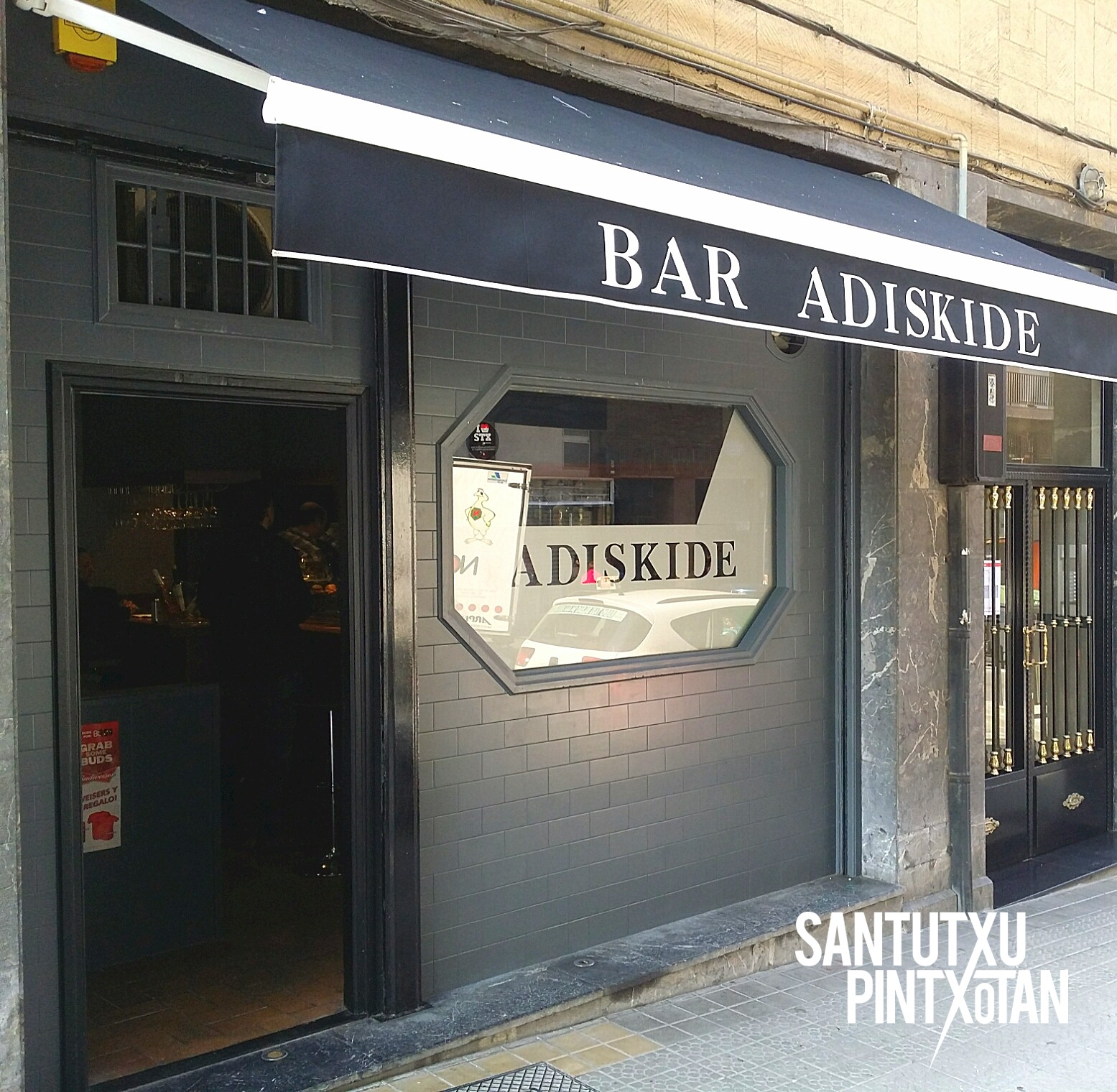 Bar Adiskide - Santutxu