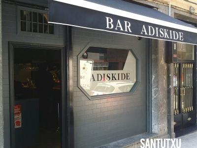 Bar Adizkide - Santutxu pintxotan