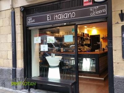 Bar El italiano - Santutxu pintxotan
