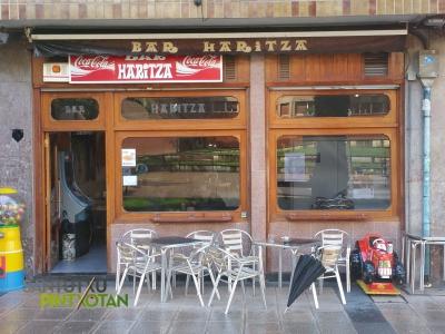 Bar Haritza - Santutxu pintxotan