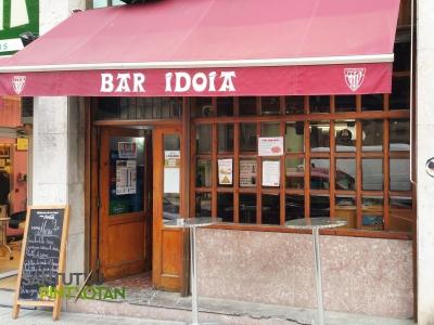 Bar Idoia - Santutxu pintxotan