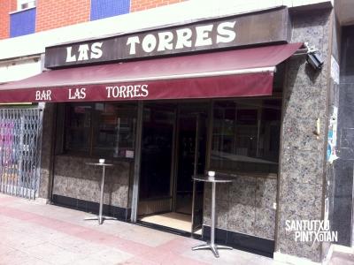 Bar Las Torres - Santutxu pintxotan