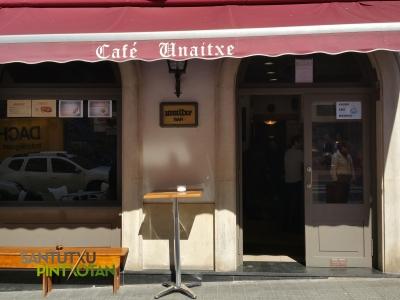 Bar Unaitxe - Santutxu pintxotan