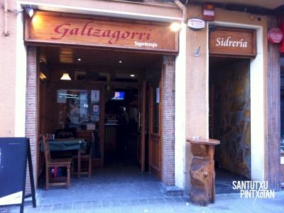 Galtzagorri sagardotegia - Santutxu