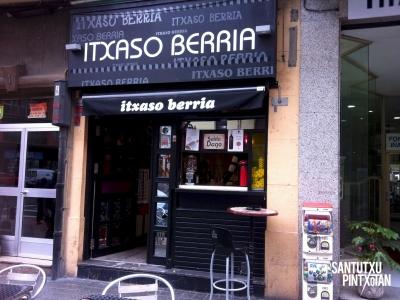 Bar Itxaso Berria - Santutxu
