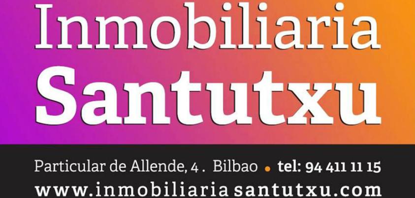 Logo Inmobiliaria Santutxu