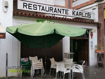 Restaurante Karlos marisquería - Santutxu pintxotan