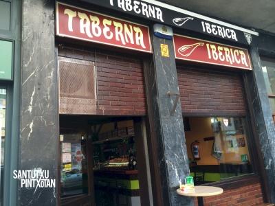 Taberna Ibérica - Santutxu pintxotan