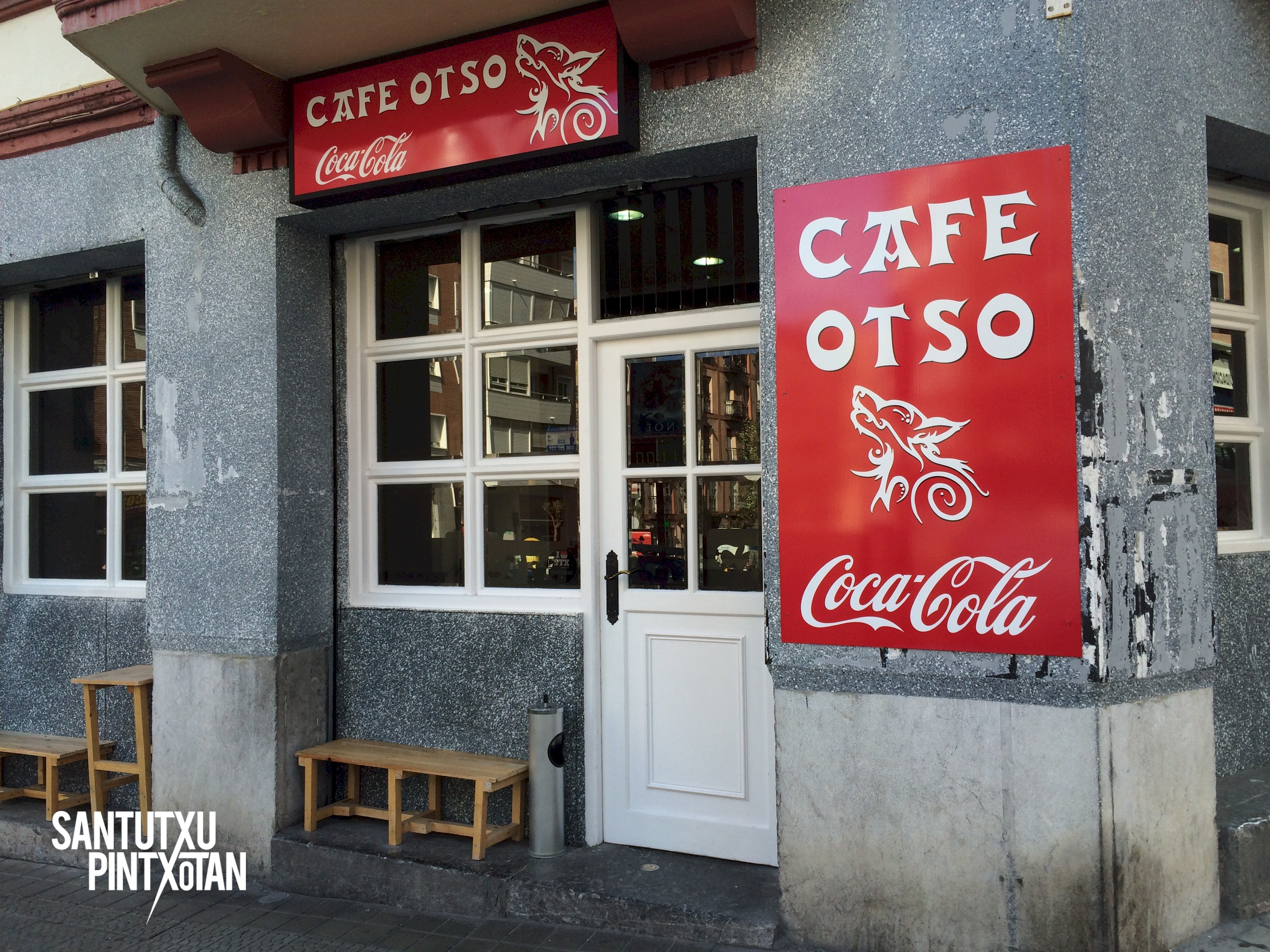 Café Otso - Santutxu pintxotan